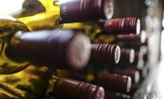 Coleção de vinhos lidera venda de leilão em Nova York. Foto: Dhiraj Singh / Bloomberg