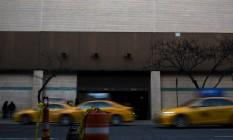 Amarelinhos de Nova York: o aplicativo de corridas de táxi Gett atua em mais de 60 cidades e já ofereceu viagens a US$ 1 Foto: John Taggart / Bloomberg/30-11-2015