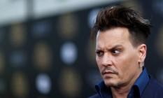 O ator Johnny Depp Foto: MARIO ANZUONI / REUTERS