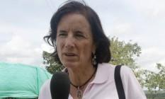 Salud Hernandez, repórter espanhola desaparecida desde o último sábado Foto: AP