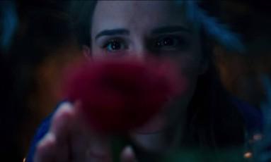 Emma Watson como Bela Foto: Reprodução