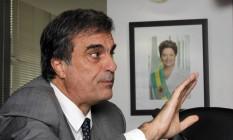 O ex-ministro da Advocacia-Geral da União (AGU), José Eduardo Cardozo Foto: Givaldo Barbosa / Agência O Globo
