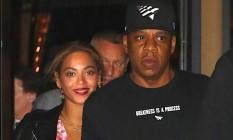 Beyoncé e Jay-Z Foto: AKM-GSI