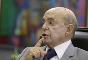Governo decide esperar aprovação de pacote federal Foto: O Globo / Marcelo Carnaval (29/03/2015)