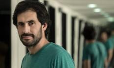 """""""Educação é aprender a conviver"""", define Nicolas Grau Foto: Leo Martins / Agência O Globo"""