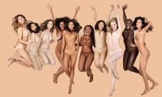 Naja lança coleção de lingerie com diversos tons de nude Foto: Divulgação