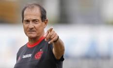 Muricy decidiu deixar o Flamengo para cuidar da saúde Foto: Gilvan de Souza / Flamengo