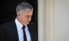 José Mourinho acertou com o Manchester United Foto: LEON NEAL / AFP