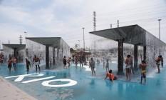 O Parque Madureira será um dos projetos de construção coletiva cariocas apresentados na Bienal de Veneza Foto: Márcio Alves / Agência O Globo