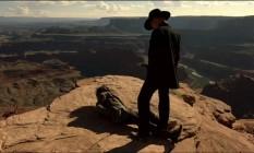 Série se ambienta num parque temático que recria o ambiente do Velho Oeste Foto: Reprodução / YouTube