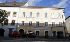 A casa dos Hitler, em Braunau am Inn Foto: DOMINIC EBENBICHLER / REUTERS