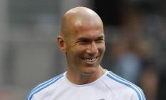 Zidane garantiu que Cristiano Ronaldo está 100% para a final Foto: Reuters / Stefan Wermuth