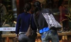Varejo deve apresentar queda de 8,5 % nas vendas do dia dos namorados Foto: Dado Galdieri / Bloomberg