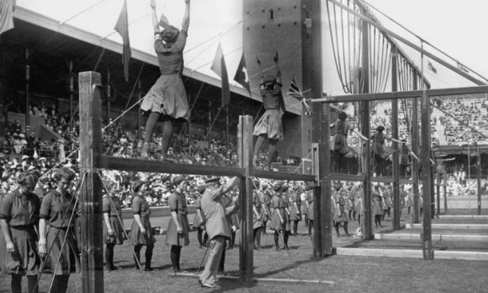 83d6e1716c História dos Jogos Olímpicos  da Antiguidade a Berlim-1936 - Jornal ...