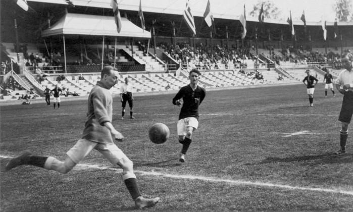 caaf79face História dos Jogos Olímpicos  da Antiguidade a Berlim-1936 - Jornal ...