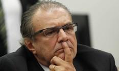 CPI da Petrobras realiza audiência pública para ouvir o ex-gerente de Engenharia da estatal, Pedro José Barusco Foto: Jorge William / Jorge William