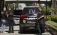 Policiais federais apreendem documentos em fase da Lava-Jato