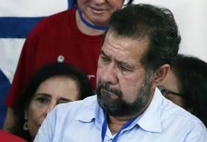 O presidente do PDT, Carlos Lupi Foto: Agência O Globo / Jorge William