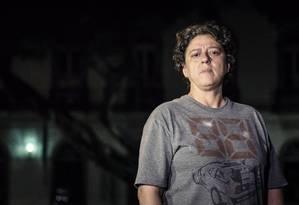 """A advogada e ativista feminista Eloisa Samy: """"Não assinei nenhum contrato de cessão de direitos autorais"""" Foto: Leo Martins / Agência O Globo"""