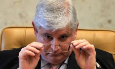 O procurador-geral da República, Rodrigo Janot (01-02-2016) Foto: Ailton de Freitas / Agência O Globo