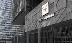 Sede da Petrobras, no Centro do Rio Foto: Pedro Teixeira / Agência O Globo/25-5-2016
