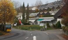 Oberwil-Lieli tem 300 milionários entre os 2.200 habitantes Foto: Didi Weidmann