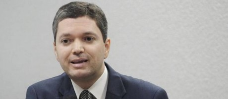 O ministro da Transparência, Fabiano Silveira Foto: Geraldo Magela/Agência Senado