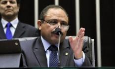 O presidente interino da Câmara, Waldir Maranhão Foto: Luis Macedo / Divulgação