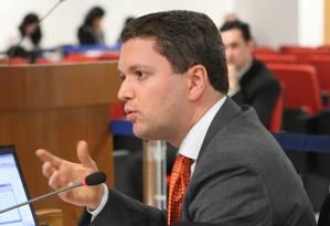 Ministro da Transparência, Fabiano Silveira Foto: Agência Senado 30/05/2016