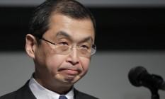 Segundo a fonte, Takata quer substituir o comando da empresa, entre eles o presidente Shigehisa Takada Foto: Kiyoshi Ota / Bloomberg/25-6-2015