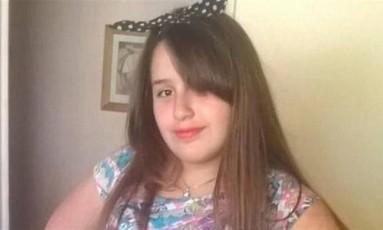 O corpo de Micaela Ortega foi encontrado depois de permanecer desaparecido por 35 dias Foto: La Nacio/ GDA