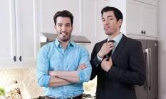 Drew e Jonathan do 'Irmãos à obra': franquia de sucesso Foto: divulgação