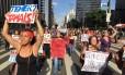 Com menos de 20 dias de governo, Temer vêm enfrentando protestos seguidos contra seu governo