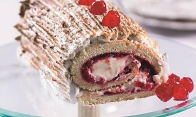 Rocambole: doce que faz sucesso em todo o mundo Foto: Reprodução