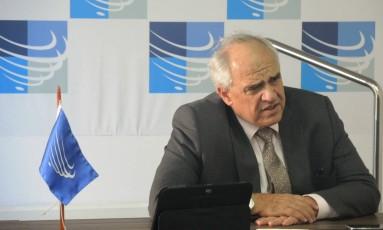 Ernesto Samper: preocupação com crescimento de Trump Foto: Divulgação / Arquivo/12-5-2015
