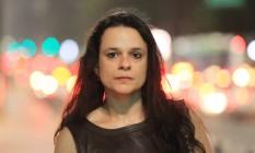 A advogada Janaina Paschoal, autora do pedido de impeachment de Dilma Foto: Marcos Alves / Agência O Globo