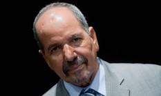 Foto de 14 de novembro de 2014 mostra o secretário-geral da Frente Polisário, Mohamed Abdelaziz, durante uma entrevista à AFP, em Madri Foto: PIERRE-PHILIPPE MARCOU / AFP