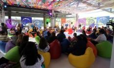 Edição de 2015 do Educação 360 aconteceu na Escola Sesc Foto: Marcelo Piu