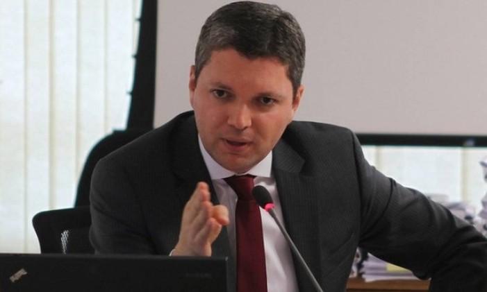 Fabiano Silveira, ex-ministro da Transparência, Fiscalização e Controle Foto: Conselho Nacional do Ministério Público / Creative Commons