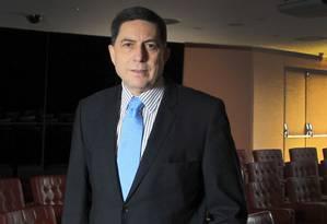 Luiz Carlos Trabuco Cappi, presidente do Bradesco Foto: Marcos Alves / Agência O Globo