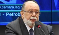 O ex-presidente da OAS Léo Pinheiro Foto: Luis Macedo / Agência Câmara / 26-5-2015