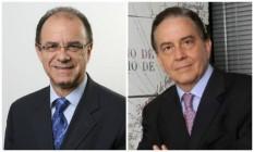 Os economistas Ernesto Lozardo, novo presidente do Ipea, e Paulo Rabello de Castro, que vai assumir o IBGE Foto: Montagem sobre fotos de divulgação