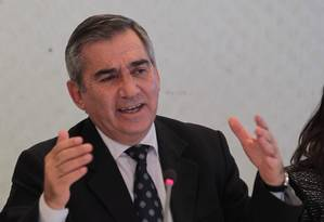 O ex-ministro Gilberto Carvalho Foto: Givaldo Barbosa / Agência O Globo / 3-7-2014