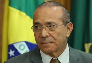 O ministro da Casa Civil, Eliseu Padilha Foto: Jorge William / Agência O Globo 25/05/2016