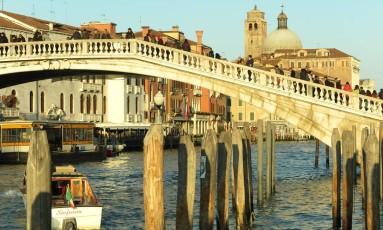 Veneza. governo aprova ajuda a dois bancos que estão prestes a quebrar Foto: Juarez Becoza