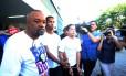Transferência de Lucas Perdomo e Raí de Souza para o Complexo Penitenciário de Bangu