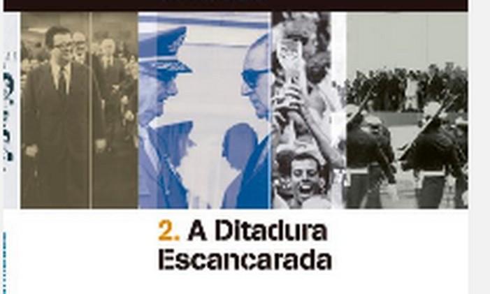 A ditadura escancarada Foto: Reprodução