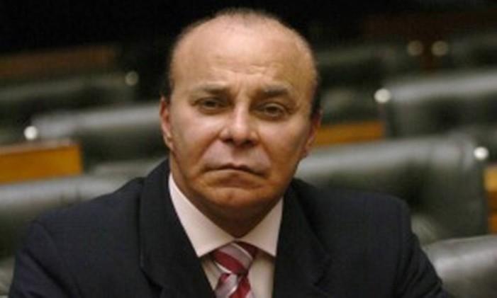 O deputado Aníbal Gomes (PMDB-CE) Foto: Agência Câmara