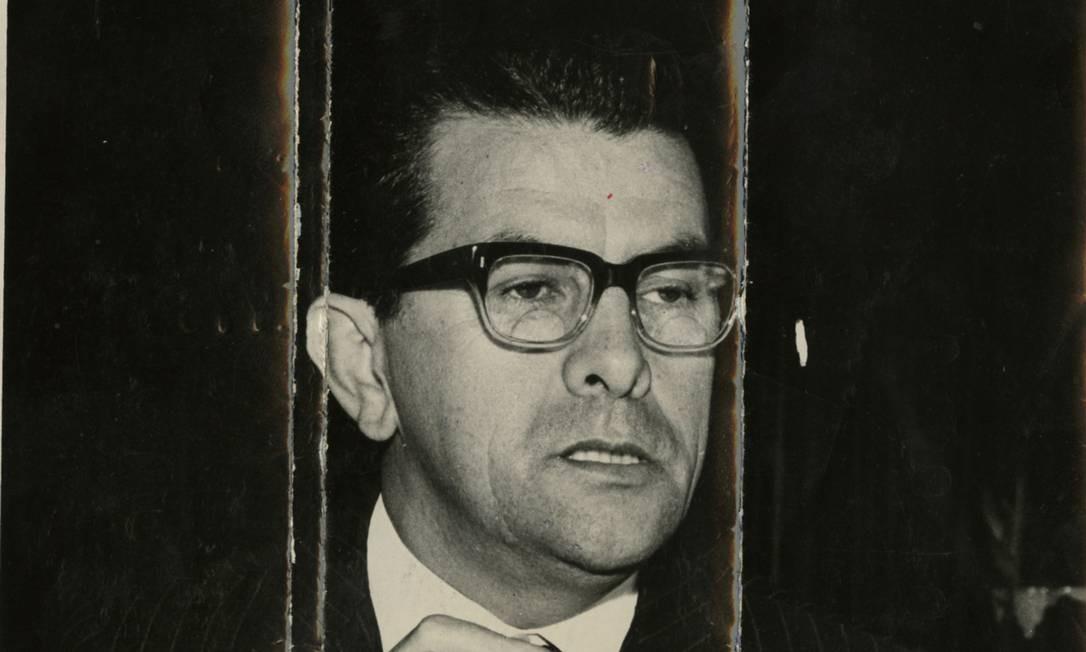 No início de 1988, declarou que o movimento de 1964 poderia dar a sua missão por encerrada com o general presidente João Batista Figueiredo Foto: Agência O Globo