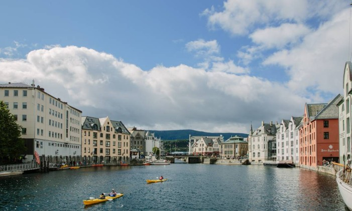 A Noruega é o segundo país de custo de vida mais caro, segundo o Numbeo Foto: Marius Fiskumfiskum